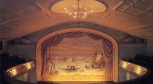 Celestial Opera House ceiling.