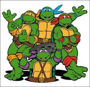 Teenage Mutant Ninja Turtles ... they're baaack!