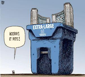 I'm doing my bit ... recycling this cartoon.