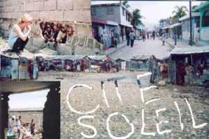 Haiti project 2009