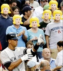Martha Stewart's sextuplets are baseball fans? Who knew?