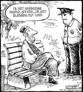 Blogging Cartoon2