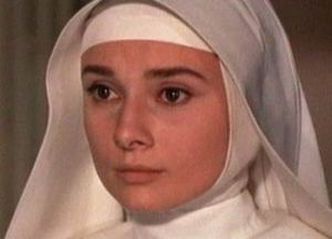 Audrey Hepburn in The Nun's Story ... she would've won that pageant hands down.