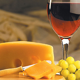Cheese please.